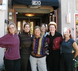 Anita with Friends, Aspen 2002